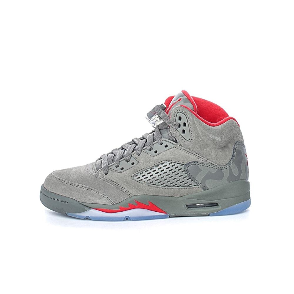 NIKE – Αγορίστικα παπούτσια AIR JORDAN 5 RETRO BG