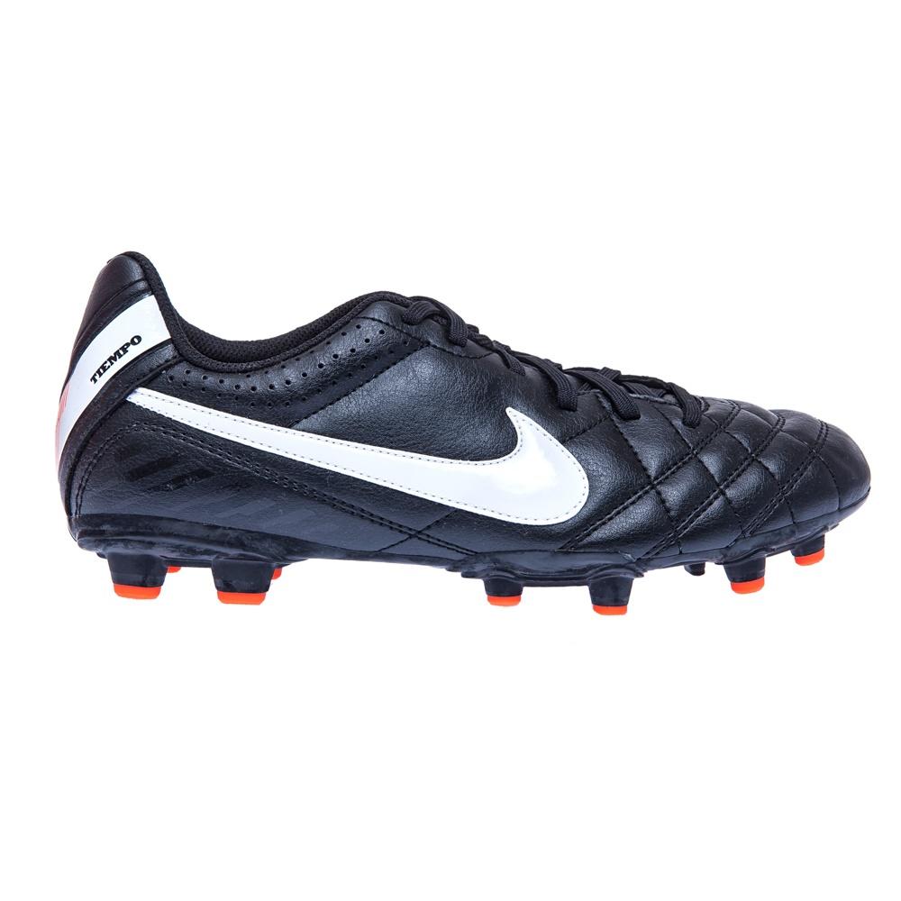 NIKE – Παιδικά παπούτσια Nike JR TIEMPO NATURAL IV FG μαύρα