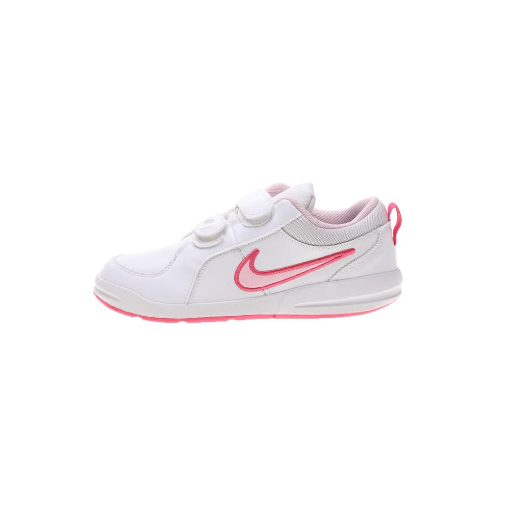 NIKE – Παιδικά αθλητικά παπούτσια NIKE PICO 4 (PSV) λευκά ροζ