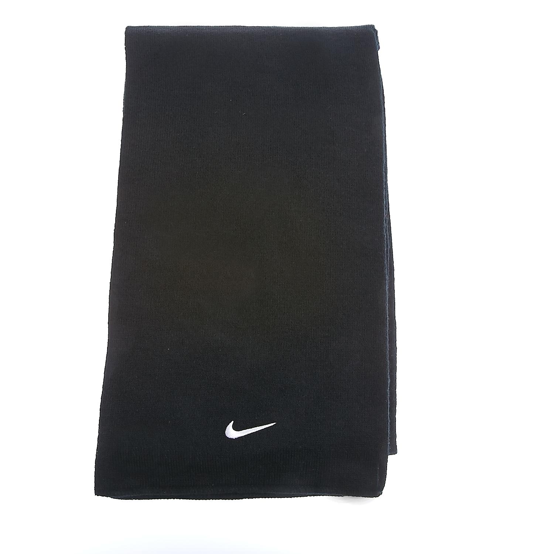 NIKE - Κασκόλ Nike μαύρο γυναικεία αξεσουάρ φουλάρια κασκόλ γάντια