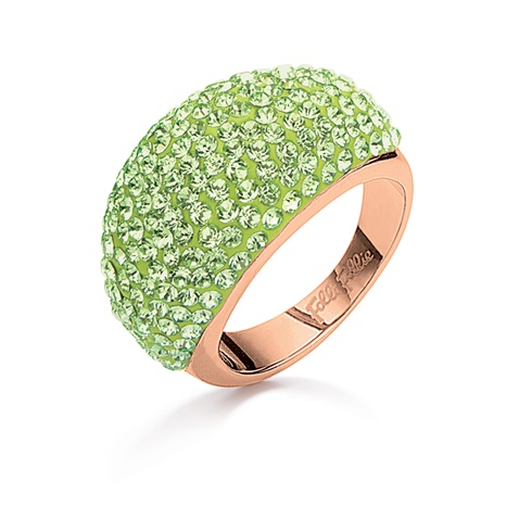 Επάργυρο δαχτυλίδι Folli Follie (1028764.0-0000)  fa297f0fc35