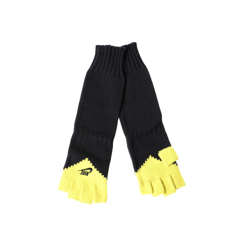 NIKE - Unisex γάντια NIKE N.WG.10.SM.041 μαύρα κίτρινα