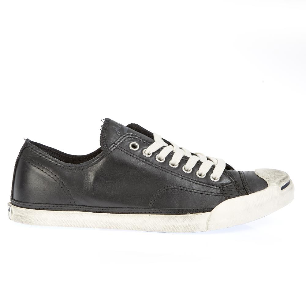 CONVERSE – Παπούτσια Jack Purcell μαύρα