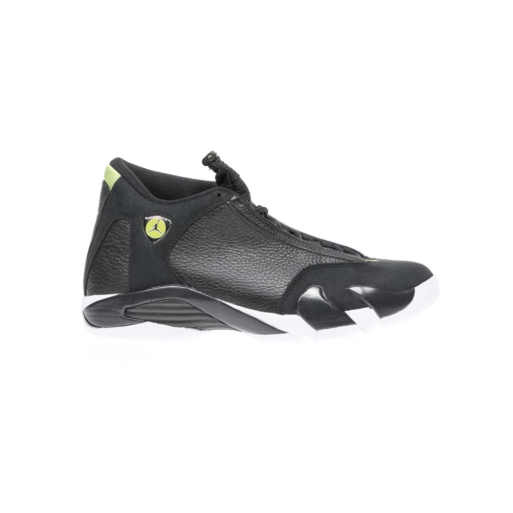 NIKE – Αντρικά αθλητικά παπούτσια AIR JORDAN 14 RETRO μαύρα- ΑΠΟ ΓΚ
