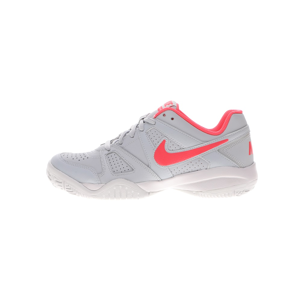 NIKE – Παιδικά αθλητικά παπούτσια NIKE CITY COURT 7 (GS) ασημί ροζ