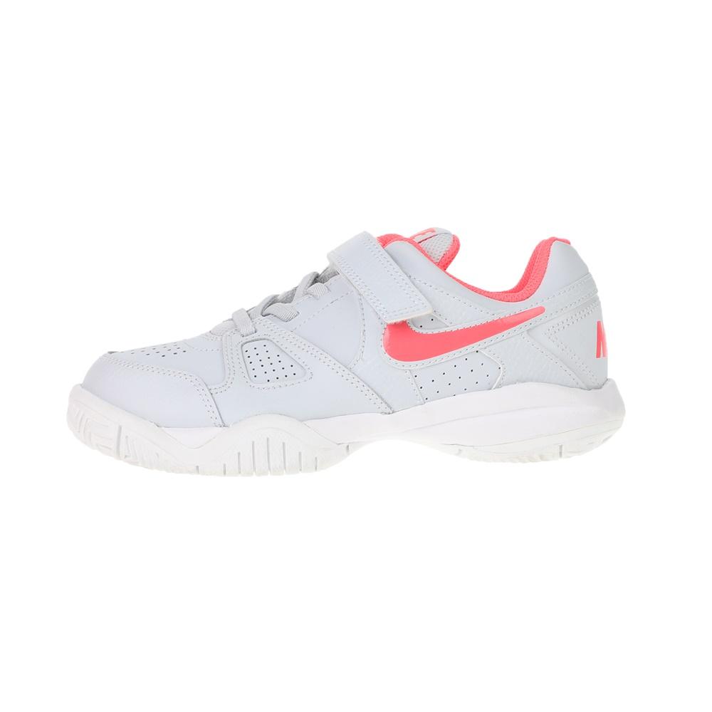 NIKE – Παιδικά παπούτσια NIKE CITY COURT 7 γκρι