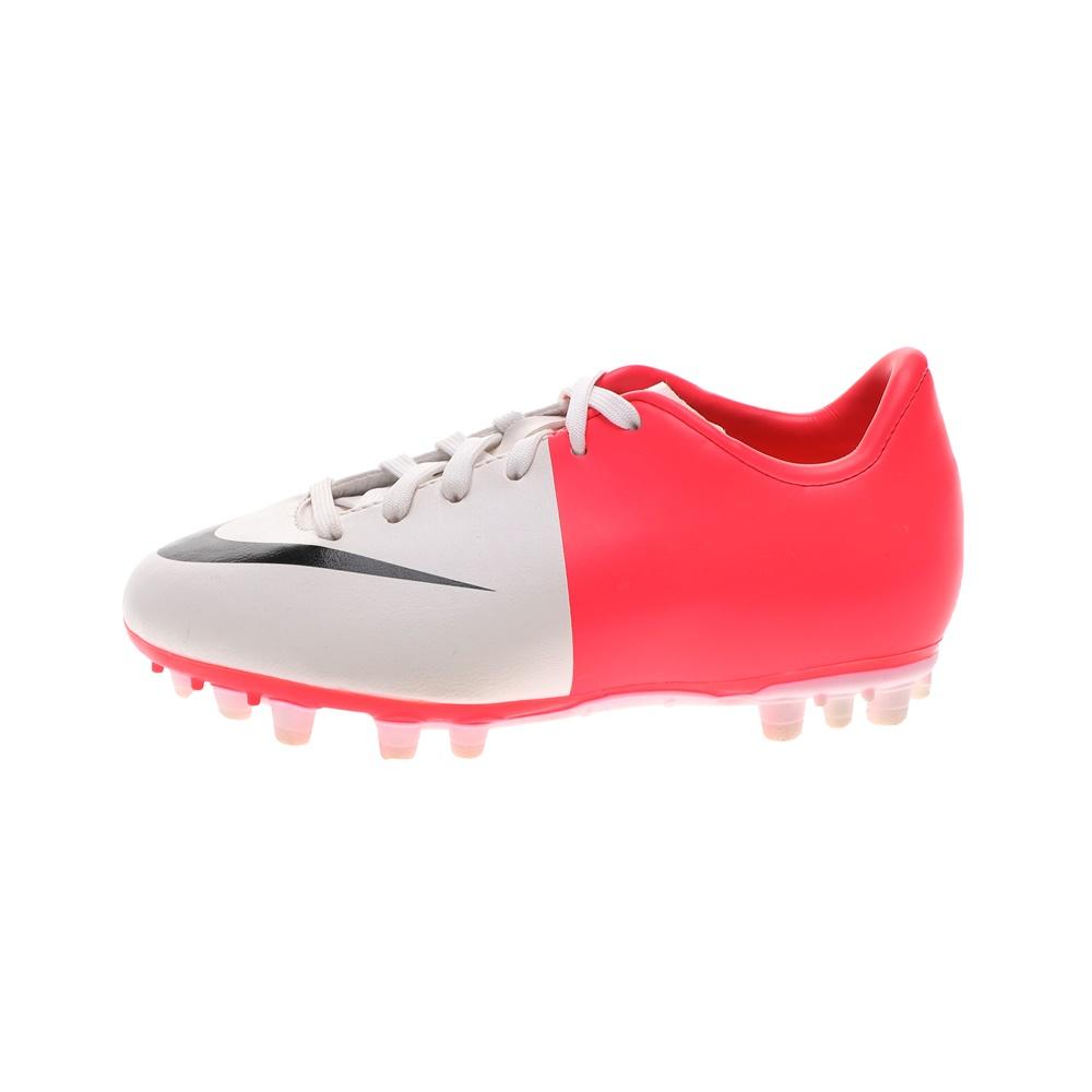 NIKE – Παιδικά παπούτσια football NIKE JR MERCURIAL VICTORY III AG λευκά κόκκινα