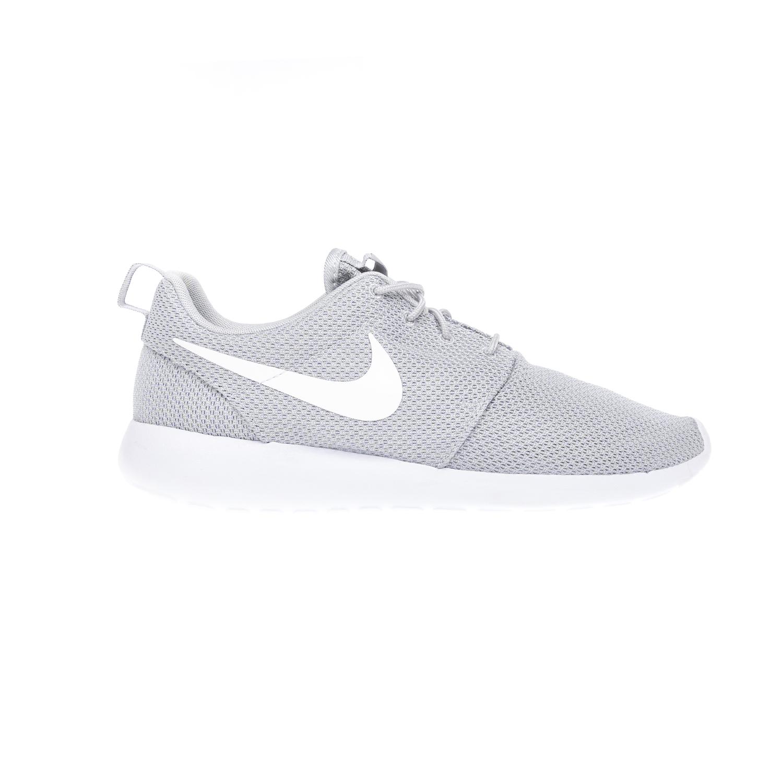NIKE – Αντρικα αθλητικά παπούτσια NIKE ROSHE ONE γκρι-άσπρα