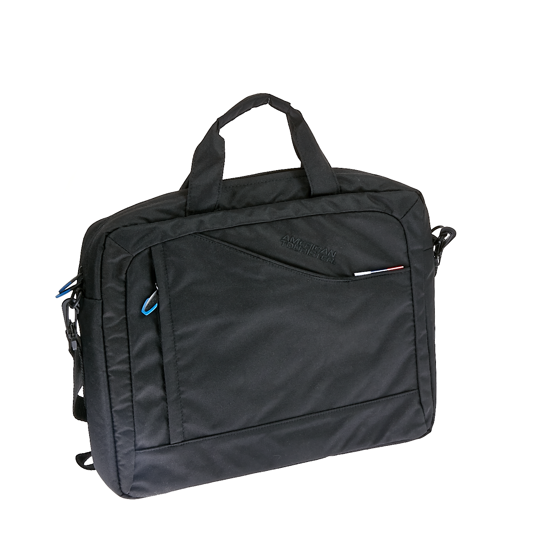 3f3f41e9fb AMERICAN TOURISTER - Τσάντα laptop BUSINESS III μαύρη