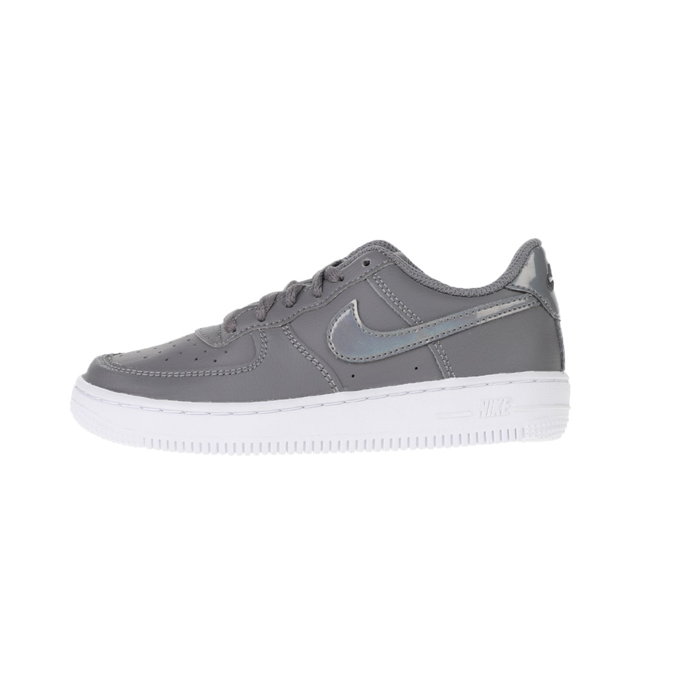 NIKE – Παιδικά παπούτσια NIKE AIR FORCE 1(PS) Γκρι