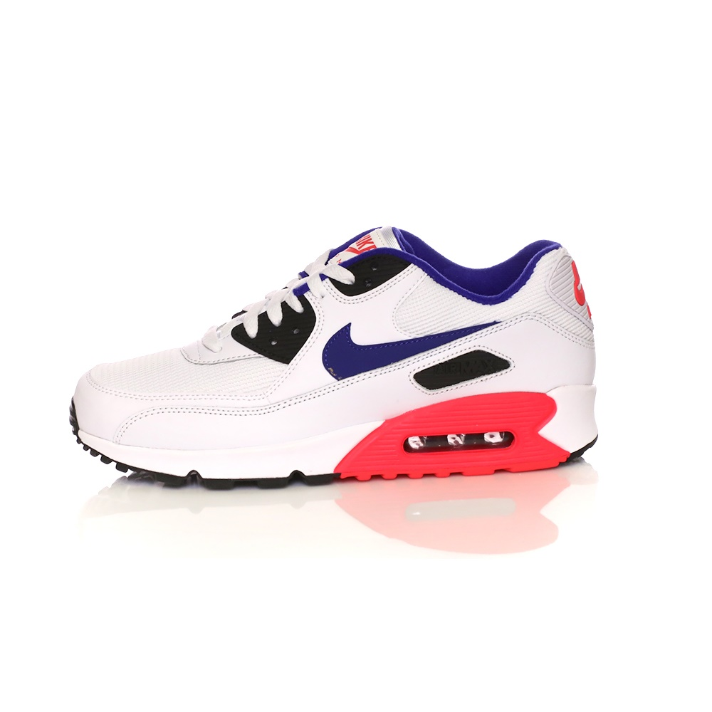 NIKE – Ανδρικά παπούτσια NIKE AIR MAX 90 ESSENTIAL λευκά