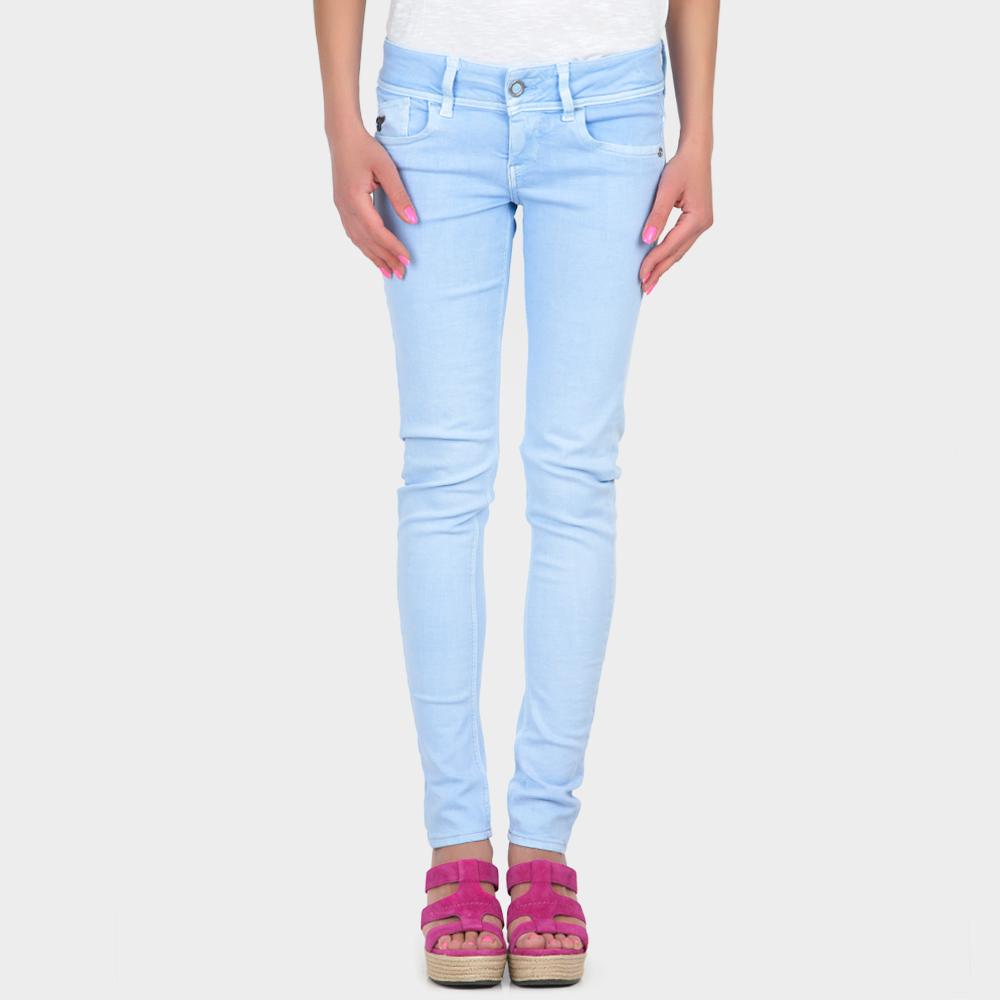 G-STAR RAW - Γυναικείο παντελόνι G-STAR RAW γαλάζιο γυναικεία ρούχα παντελόνια skinny