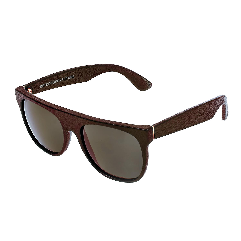 SUPER - Γυαλιά ηλίου Super καφέ γυναικεία αξεσουάρ γυαλιά ηλίου