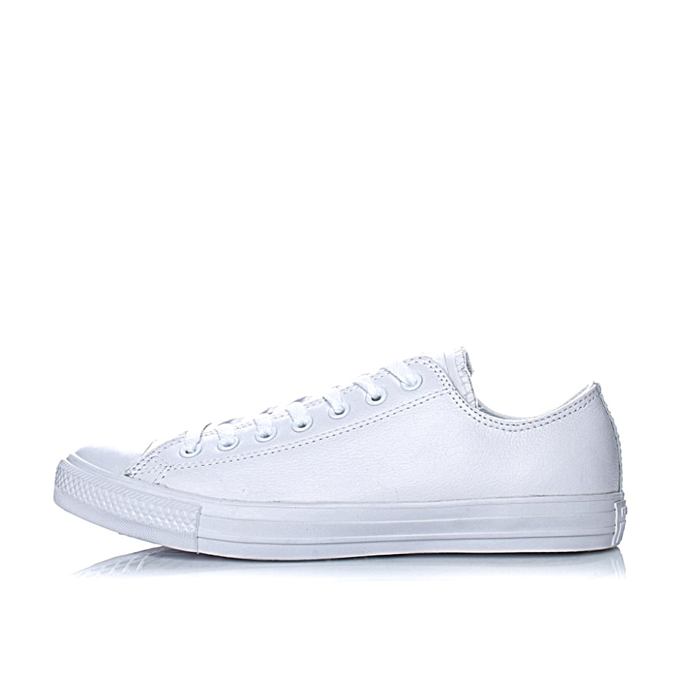 CONVERSE – Unisex sneakers CONVERSE CHUCK TAYLOR ALL STAR λευκά