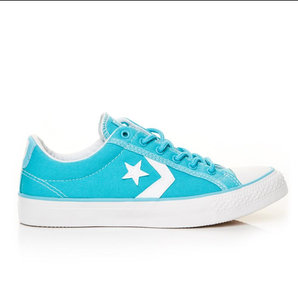 CONVERSE – Γυναικεία sneakers CONVERSE Star Player γαλάζια