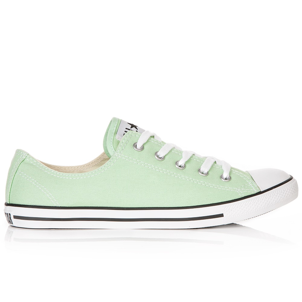 CONVERSE – Γυναικεία παπούτσια Chuck Taylor βεραμάν