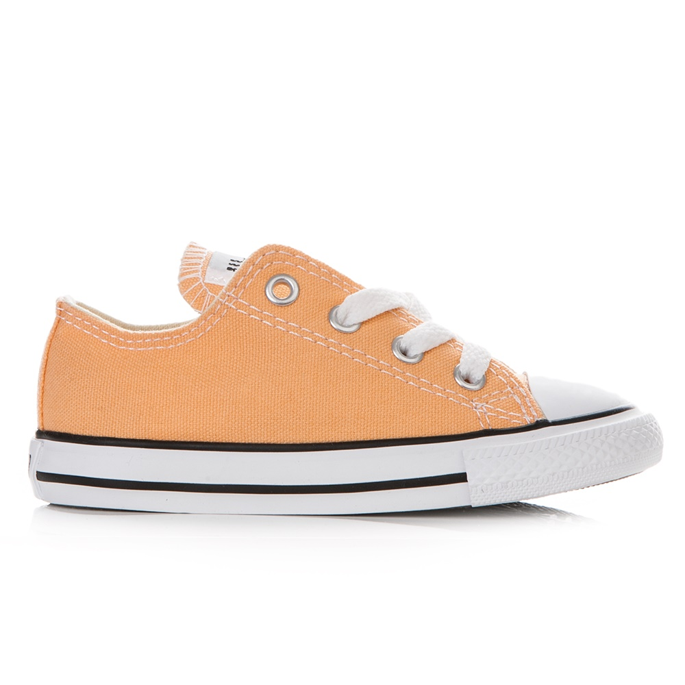 CONVERSE – Βρεφικά παπούτσια Chuck Taylor πορτοκαλί