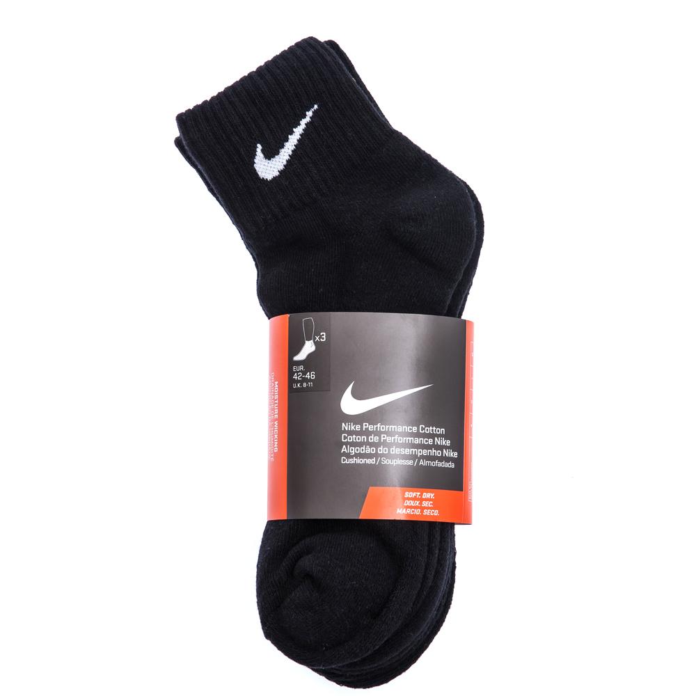 NIKE - Σετ κάλτες Nike μαύρες γυναικεία αξεσουάρ κάλτσες