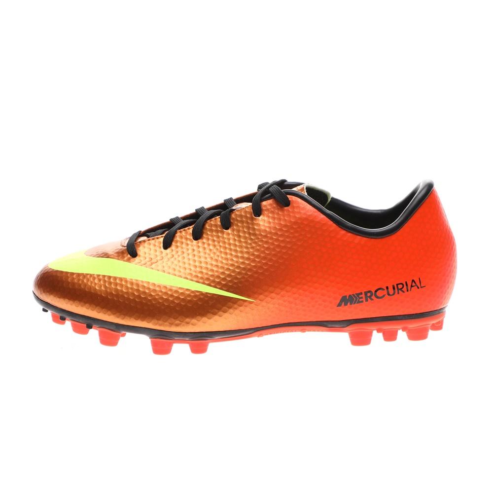 NIKE – Παιδικά παπούτσια football NIKE JR MERCURIAL VICTORY IV AG πορτοκαλί