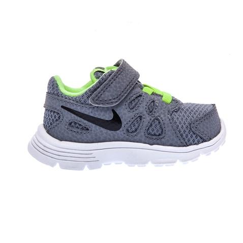 Βρεφικά παπούτσια NIKE REVOLUTION 2 γκρι (1174730.1-g771)  63ede7e6340