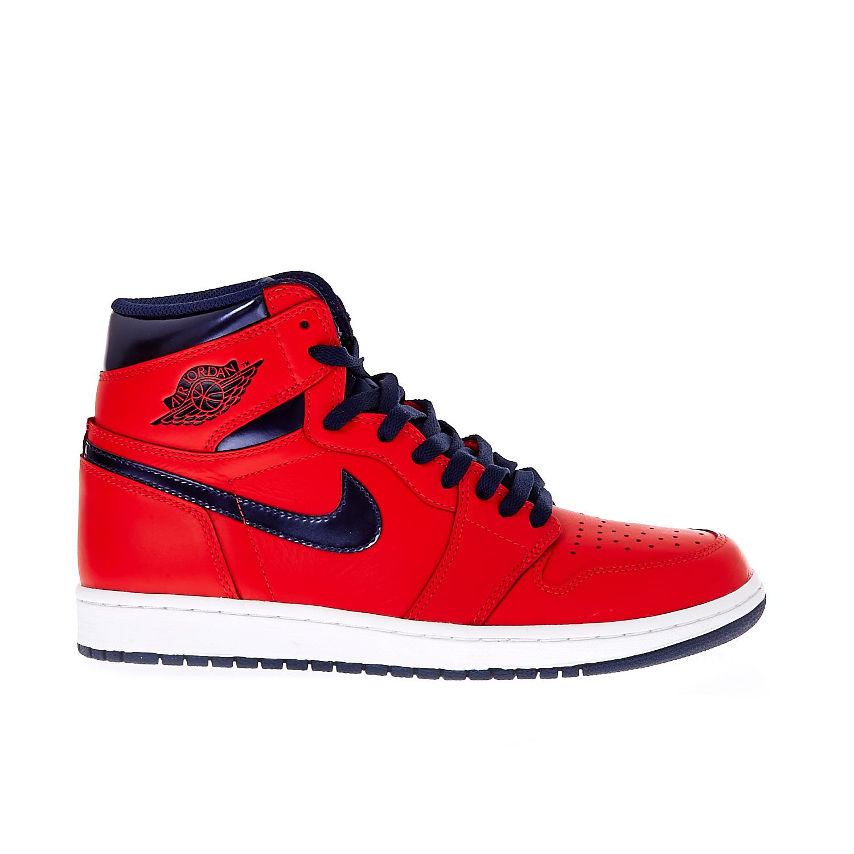 NIKE – Ανδρικά παπούτσια Nike AIR JORDAN 1 RETRO HIGH OG κόκκινα