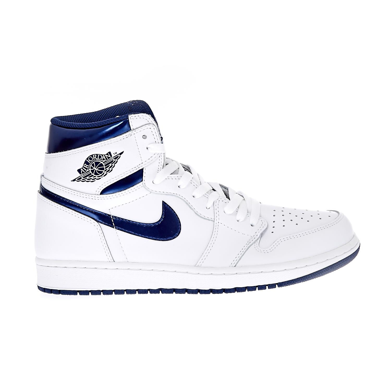 NIKE – Ανδρικά παπούτσια Nike AIR JORDAN 1 RETRO HIGH OG λευκά