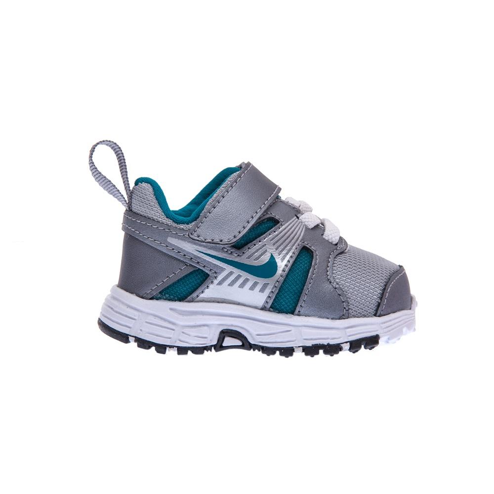 NIKE – Βρεφικά παπούτσια NIKE DART 10 (TDV) γκρι