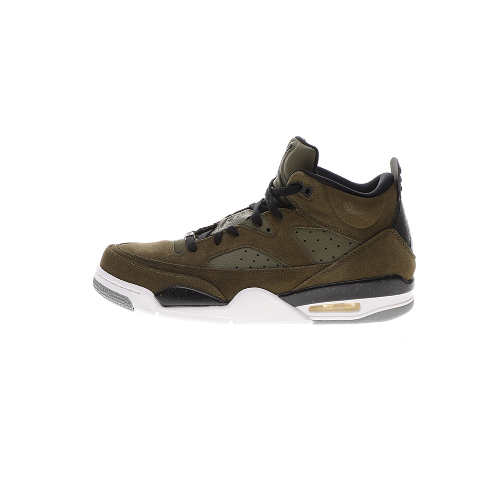 NIKE – Ανδρικά παπούτσια basketball NIKE JORDAN SON OF LOW λαδί