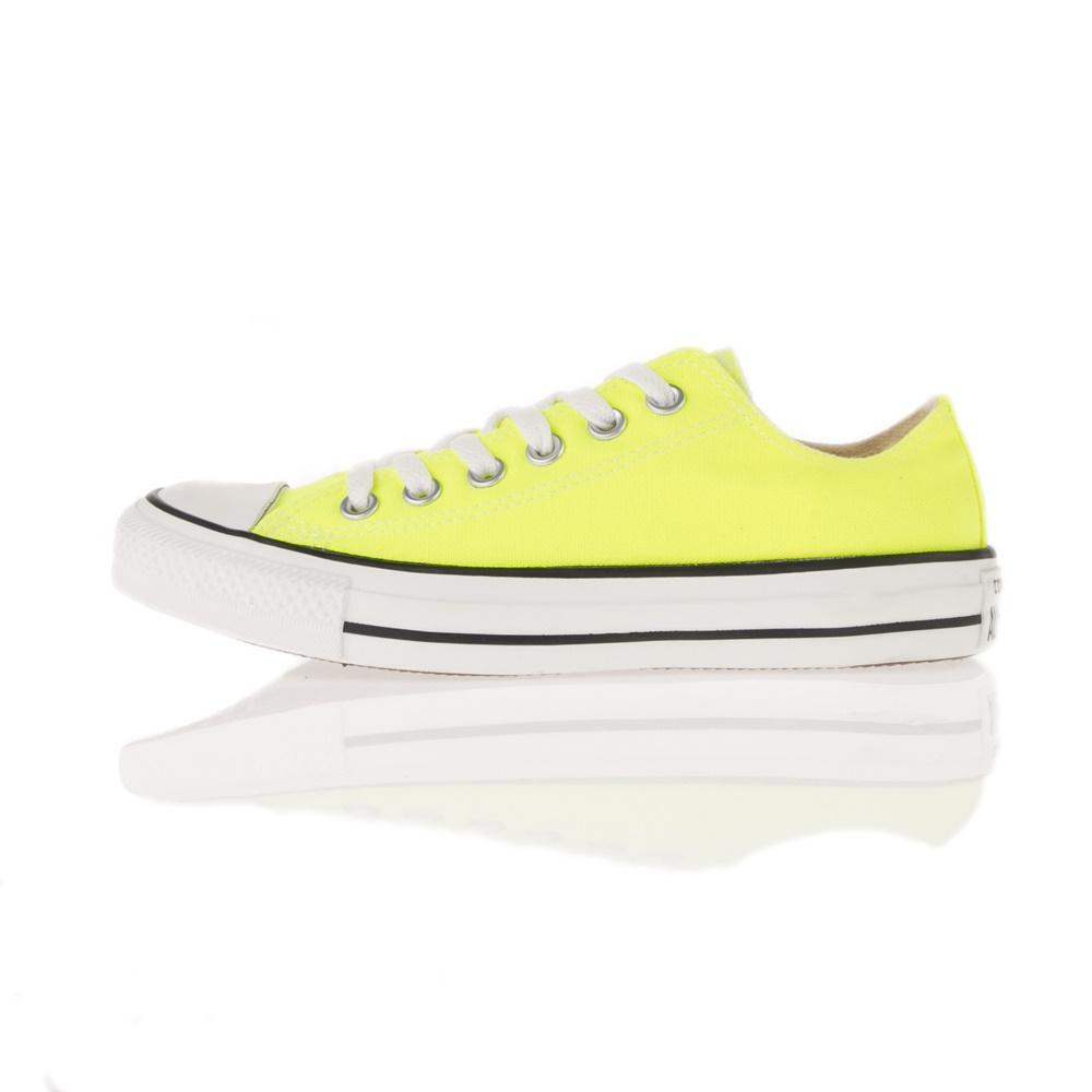 CONVERSE – Unisex sneakers CONVERSE Chuck Taylor κίτρινα