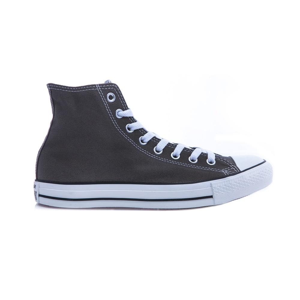 CONVERSE - Unisex μποτάκια Chuck Taylor γκρι γυναικεία παπούτσια sneakers