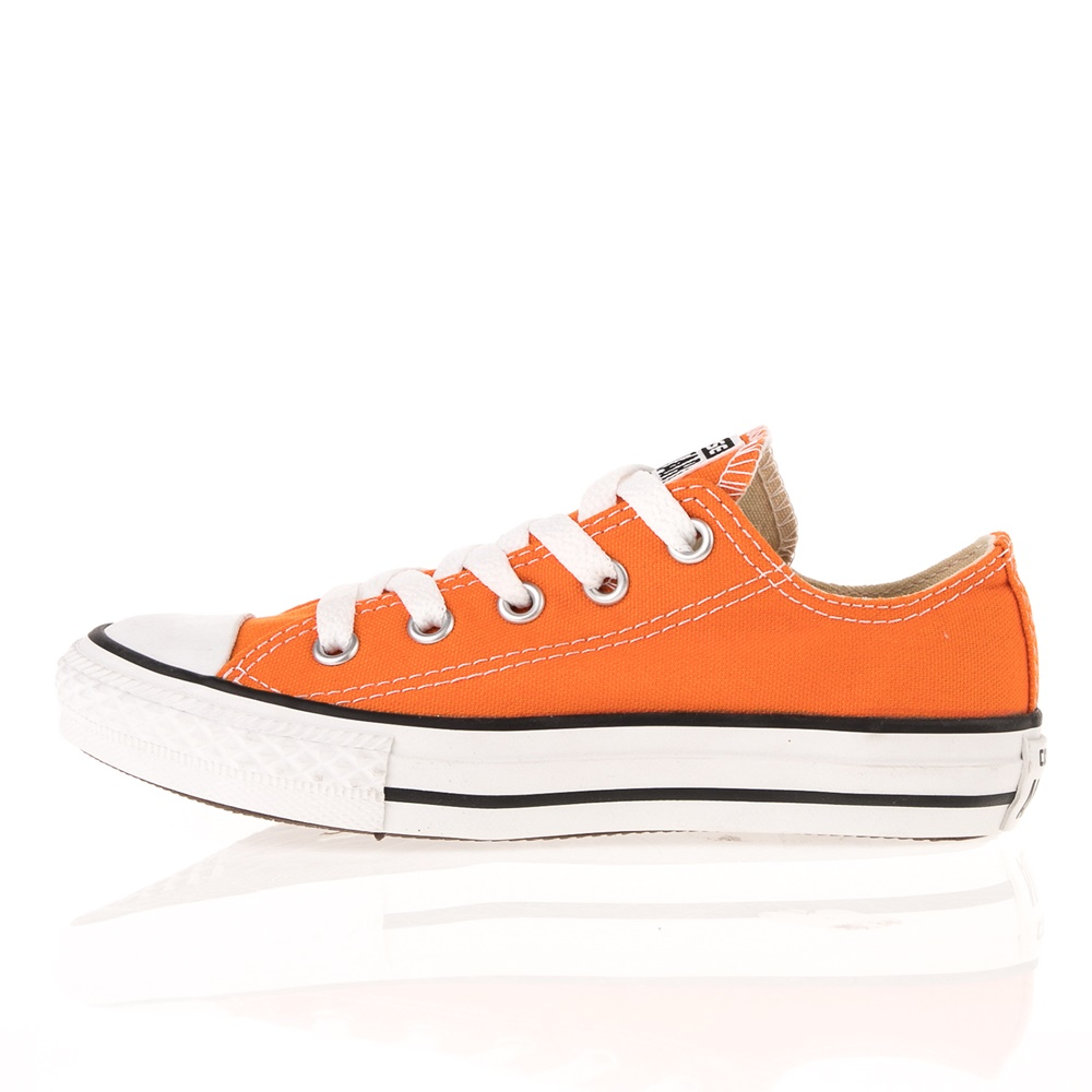 CONVERSE – Παιδικά sneakers CONVERSE Chuck Taylor πορτοκαλί