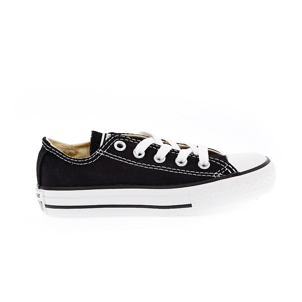 CONVERSE – Παιδικά παπούτσια Chuck Taylor All Star Ox μαύρα