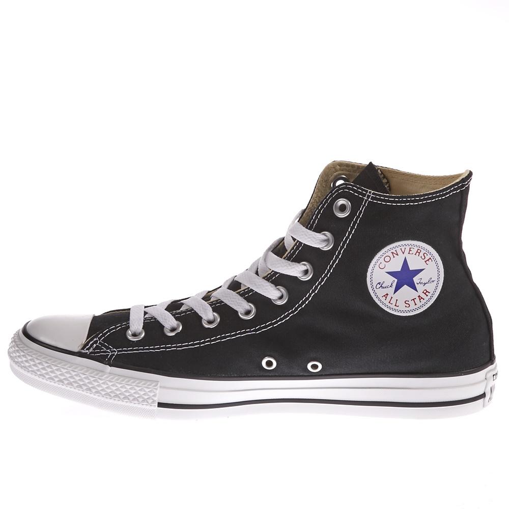 CONVERSE - Unisex μποτάκια Chuck Taylor μαύρα γυναικεία παπούτσια sneakers