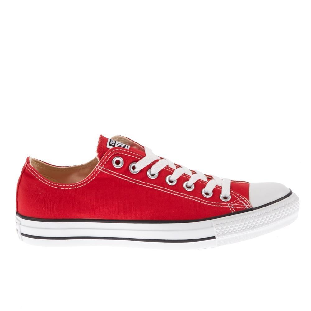 CONVERSE – Unisex Παπούτσια Chuck Taylor κόκκινα