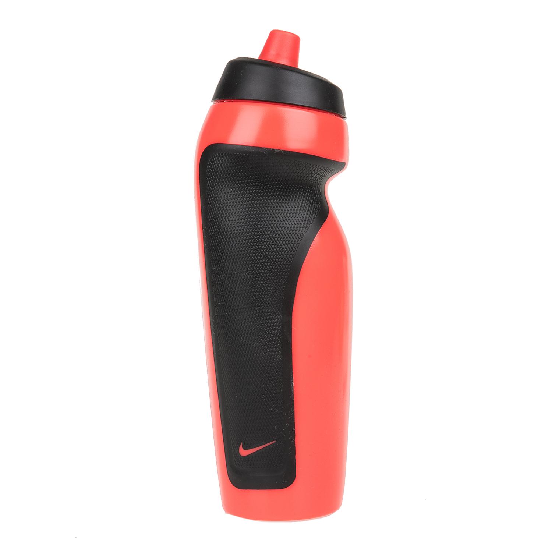 NIKE ACCESSORIES - Παγούρι νερού NIKE SPORT WATER BOTTLE κόκκινο-μαύρο γυναικεία αξεσουάρ αθλητικά είδη εξοπλισμός