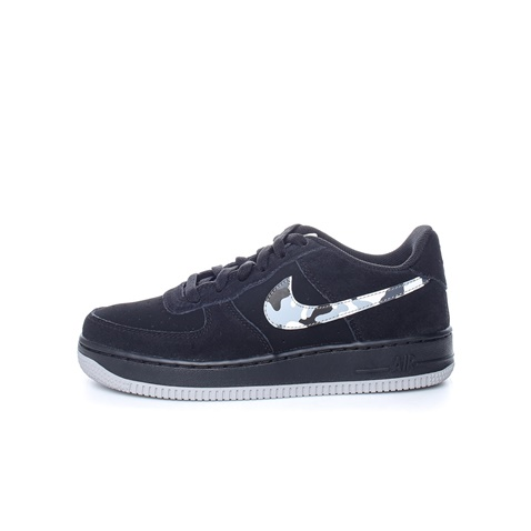 2551b5ddf55 Παιδικά αθλητικά παπούτσια Nike Air Force 1 (GS) μαύρα (1198039.1-71g9) |  Factory Outlet
