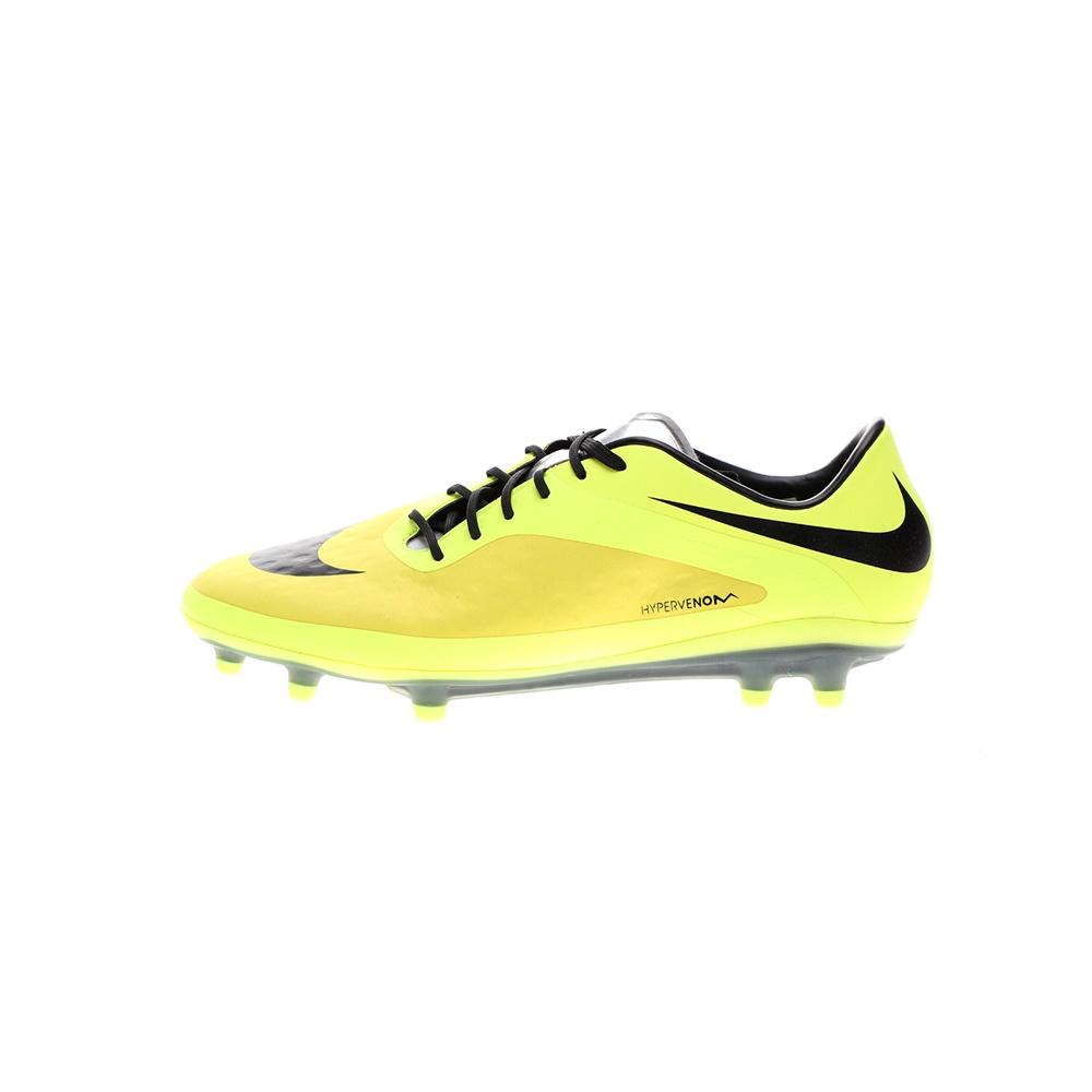 NIKE – Ανδρικά παπούτσια ποδοσφαίρου NIKE HYPERVENOM PHATAL FG κίτρινα