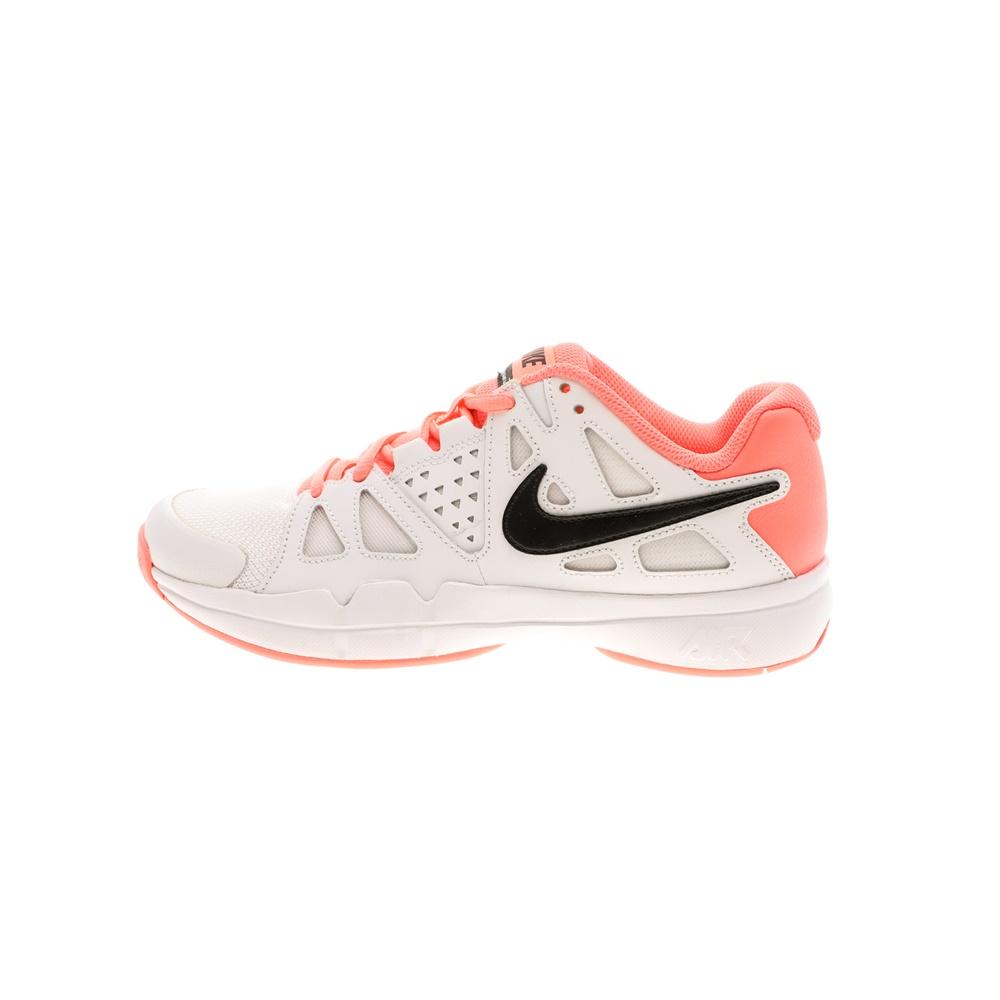 NIKE – Γυναικεία παπούτσια tennis NIKE AIR VAPOR ADVANTAGE λευκά κόκκινα