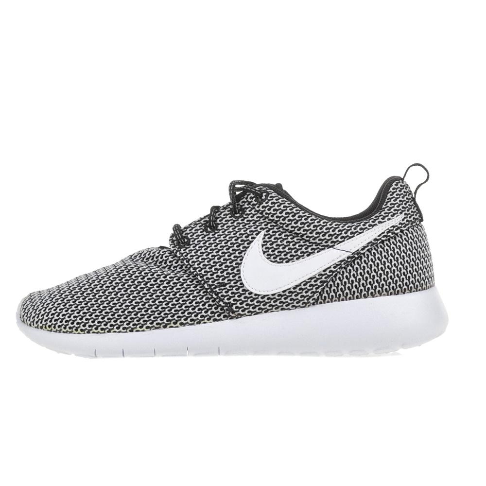 NIKE – Παιδικά αθλητικά παπούτσια NIKE ROSHE ONE (GS) ασπρόμαυρα