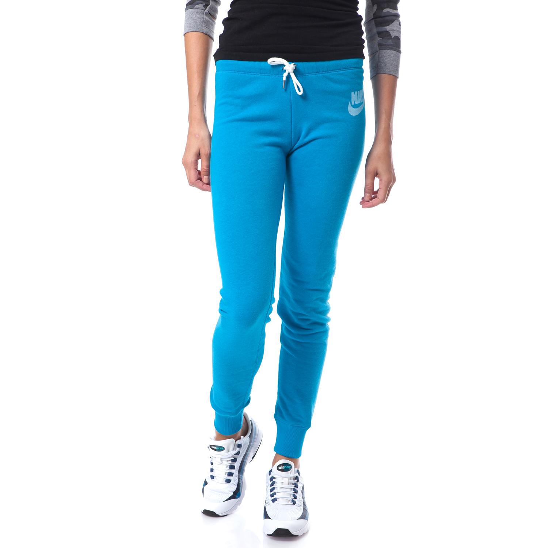 NIKE - Γυναικεία φόρμα Nike μπλε sports προπόνηση παντελόνια φόρμας