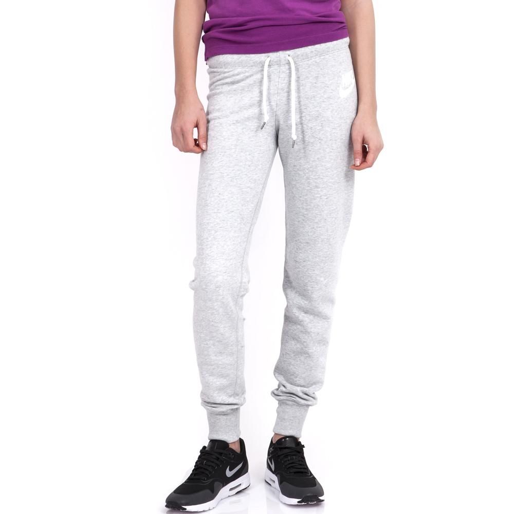 NIKE - Γυναικεία φόρμα Nike γκρι sports προπόνηση παντελόνια φόρμας