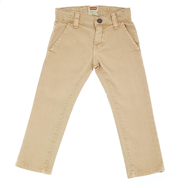 5e864d788d9 LEVI'S KIDS - Παιδικό παντελόνι Levi's Kids μπεζ, ΠΑΙΔΙ   ΡΟΥΧΑ ...