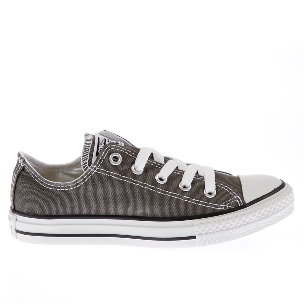 CONVERSE – Παιδικά παπούτσια Chuck Taylor γκρι σκούρο