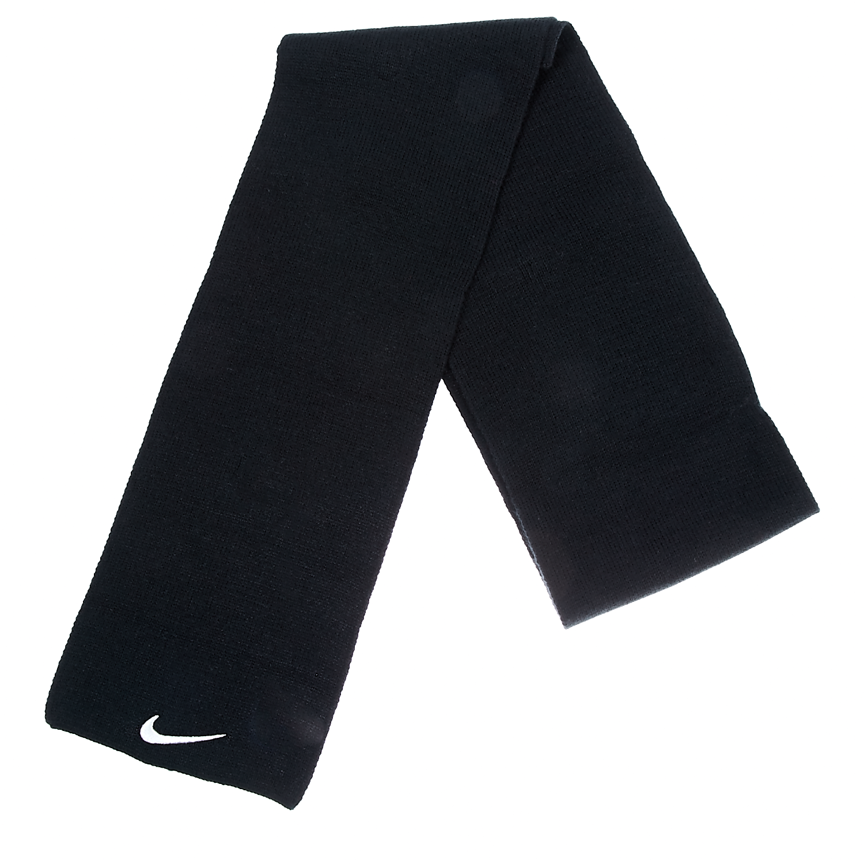 NIKE - Παιδικό κασκόλ Nike μαύρο παιδικά boys αξεσουάρ κασκόλ γάντια