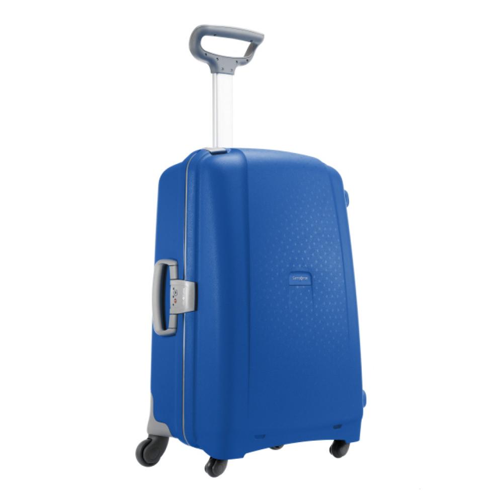 SAMSONITE - Βαλίτσα μεσαίου μεγέθους AERIS SPINNER 68/25 σκούρο μπλε γυναικεία αξεσουάρ είδη ταξιδίου βαλίτσες μεσαίες