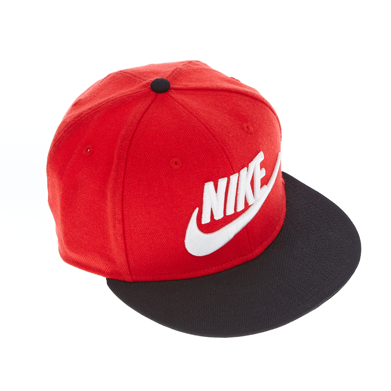NIKE - Καπέλο τζόκεϋ Nike κόκκινο γυναικεία αξεσουάρ καπέλα αθλητικά