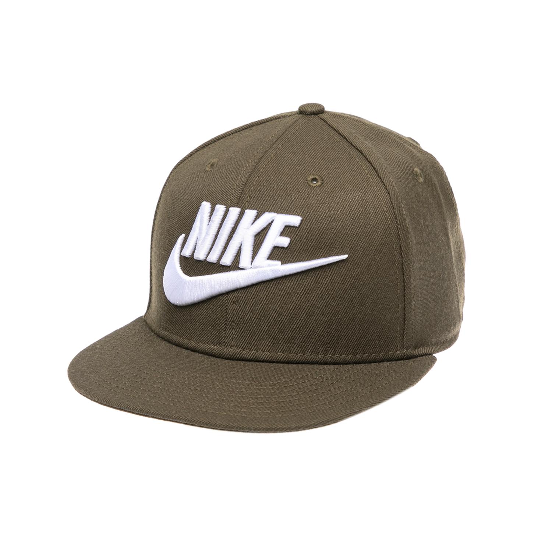 NIKE - Καπέλο NIKE TRUE FUTURA CAP χακί γυναικεία αξεσουάρ καπέλα αθλητικά