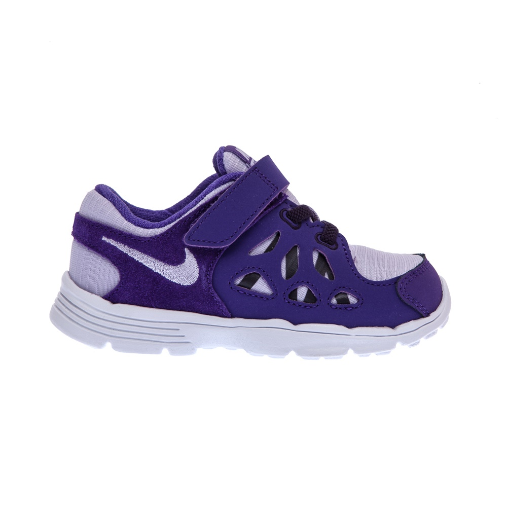NIKE - Βρεφικά παπούτσια NIKE FUSION RUN 2 μωβ παιδικά baby παπούτσια αθλητικά