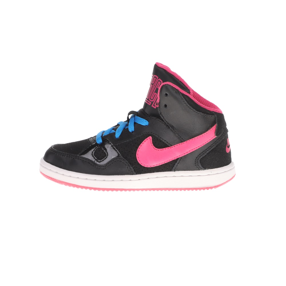 NIKE – Παιδικά παπούτσια SON OF FORCE MID (PS) μαύρα