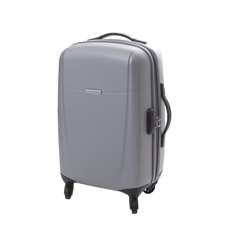 SAMSONITE - Βαλίτσα καμπίνας BRIGHT LITE SAMSONITE γκρι γυναικεία αξεσουάρ είδη ταξιδίου βαλίτσες καμπίνας